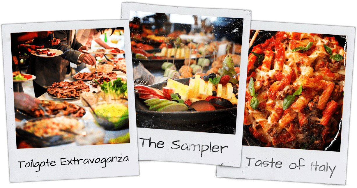 Tailgate Extravaganza | The Sampler | Taste of Italy